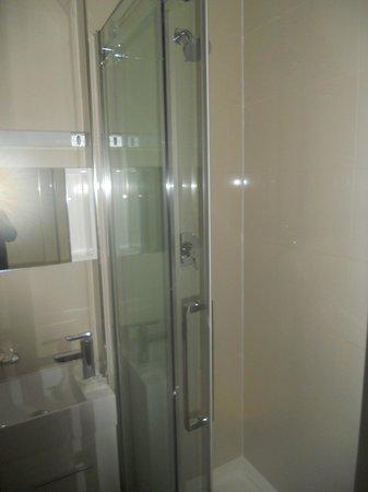 Ascot Hyde Park Hotel: Duschen