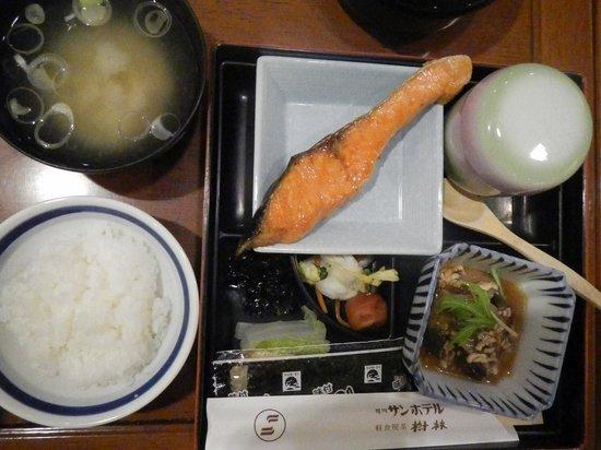 Asahikawa Sun Hotel: 朝食