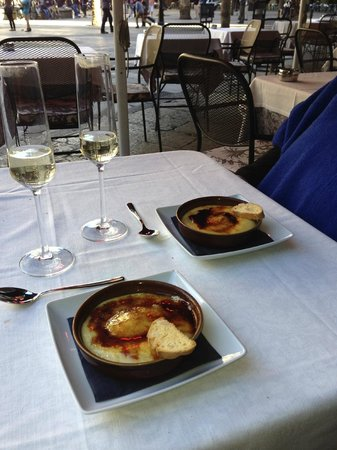 Hotel DO: La Terrassa del DO for dinner