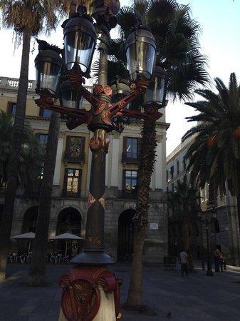 Hotel DO : Placa Reial