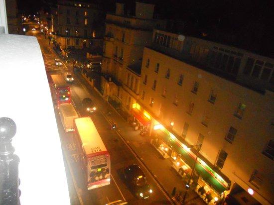 Ascot Hyde Park Hotel: Utsikt från rummet