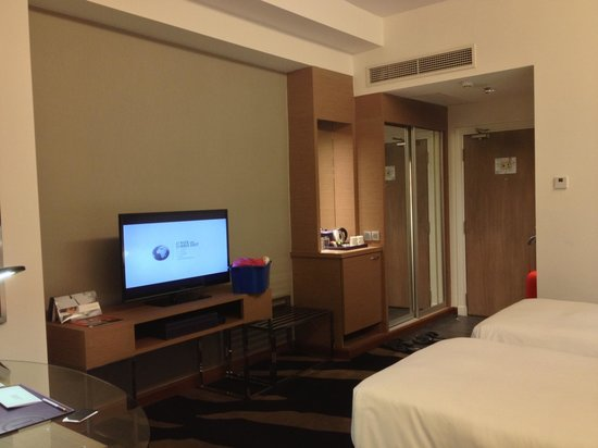 Pullman Kuala Lumpur Bangsar : Brand new hotel but does not feel nor look like it
