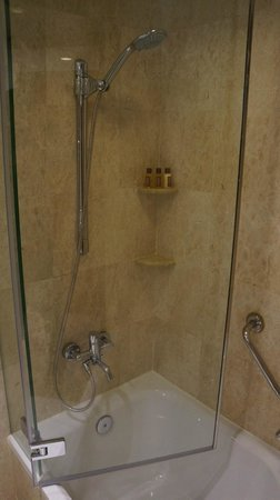 Sheraton Hong Kong Hotel & Towers: Shower