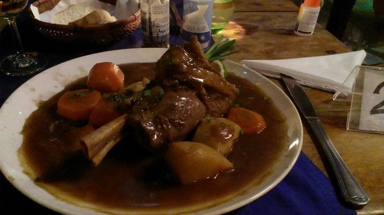 So: Lamb shank