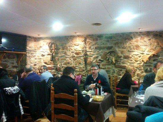 Restaurante Juquim: Interior restaurante