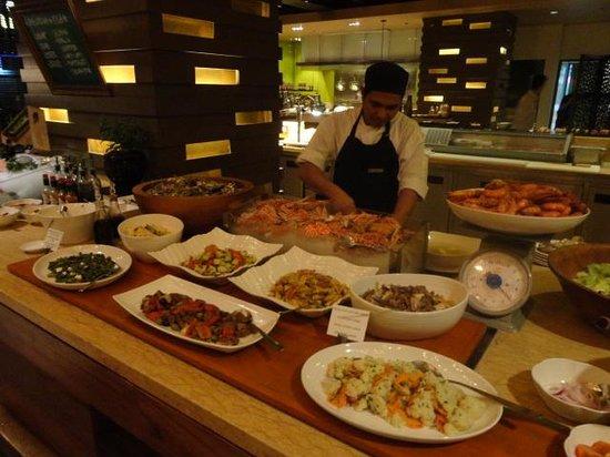 """New World Makati Hotel: Seafood """"mmmmmm"""""""