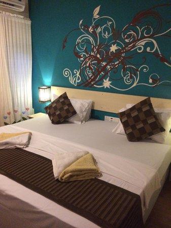 Stingray Beach Inn : La nostra camera