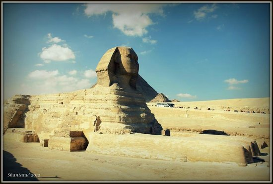 The Great Sphinx1