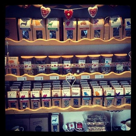 Jenny's Coffee House: tea pigs tea