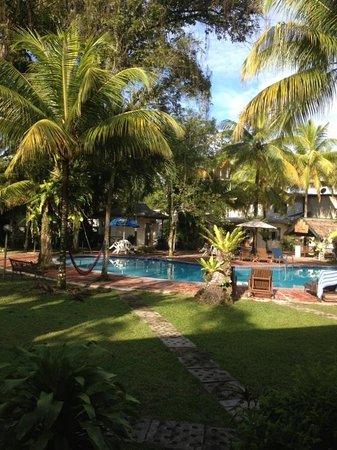 Langkah Syabas Beach Resort: Lovely place!!!