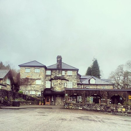 Swallow Falls Hotel: The hotel