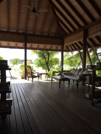 Cocoa Island by COMO: Area relax della spa