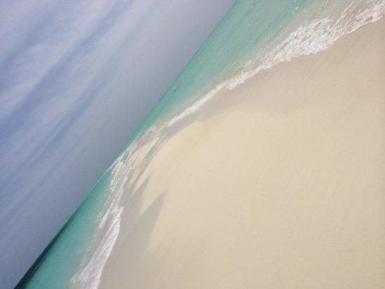 Cocoa Island by COMO: Lingua di sabbia1