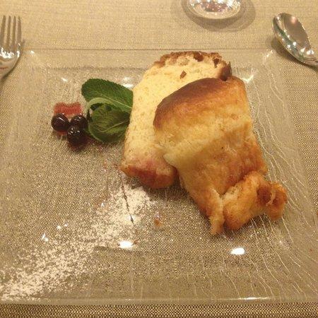 Ristorante La Cucina: Sua maestà IL BÀBÀ!