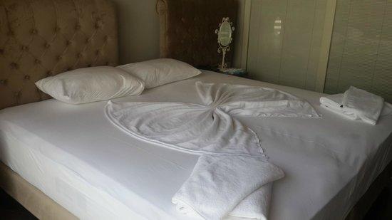 Upper House Hotel: ODALAR
