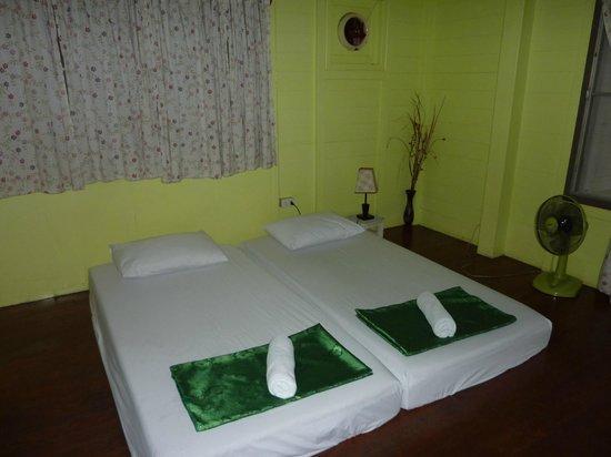 Khaosan Baan Thai : Bedroom