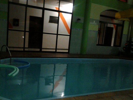 Bombinhas Hotel: la pile