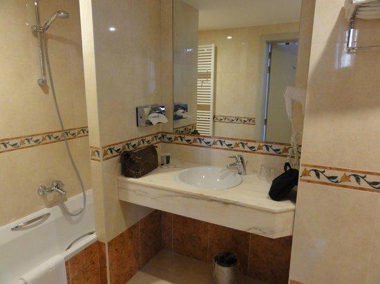 Academie Hotel : Lovely bathroom
