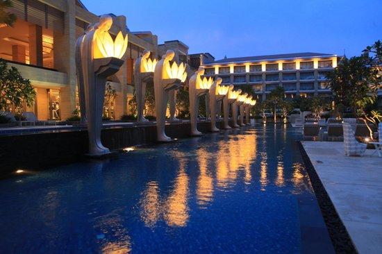 The Mulia: Pool of Mulia Resort