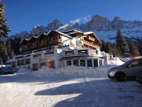 Berghotel Moseralm: una splendida giornata di sole