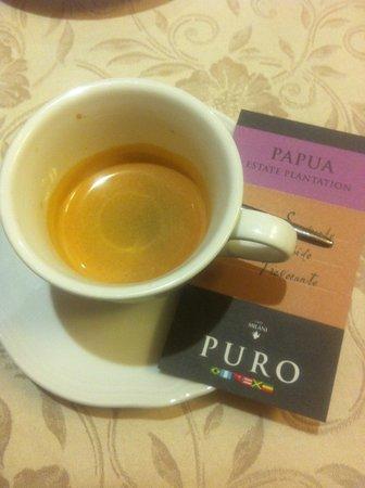 Ristorante Balicco : caffè papua