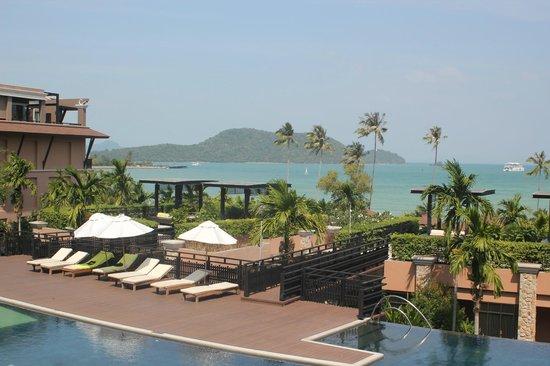 Pullman Phuket Panwa Beach Resort : View of Andaman Sea