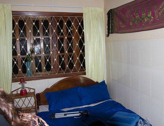 Bayon Garden Guesthouse: Gemütlichkeit sieht anders aus