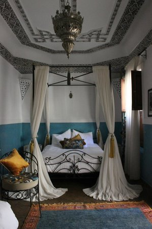 Riad le Clos des Arts : Our lovely room.