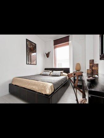 San Lorenzo Suite: Stanza GHANA