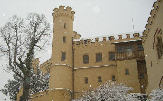 Schloss Hohenschwangau: ノイシュバンシュタイン城の近く