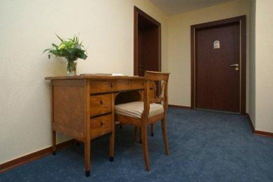 Hotel Martha Dresden: Hotelflur