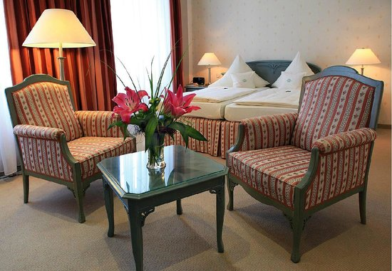 Hotel Martha Dresden: Doppelzimmer superior