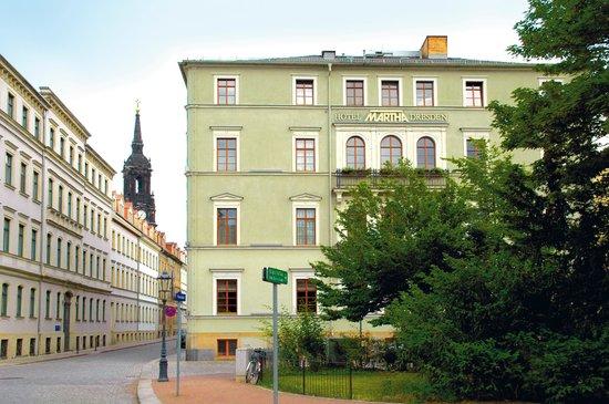 Hotel Martha Dresden: Außenansicht