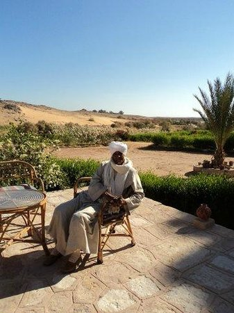 Eskaleh Nubian Ecolodge: Friendly