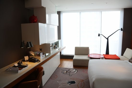 W Taipei: 奇妙客房Wonderful Room