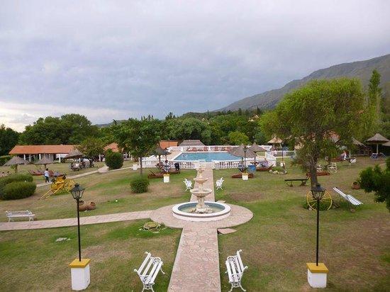 El Cortijo Apart-Hotel & Spa: Hermosa vista