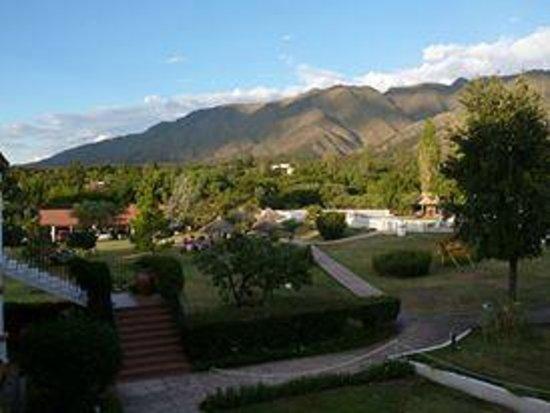 El Cortijo Apart-Hotel & Spa: Vista desde el balcón