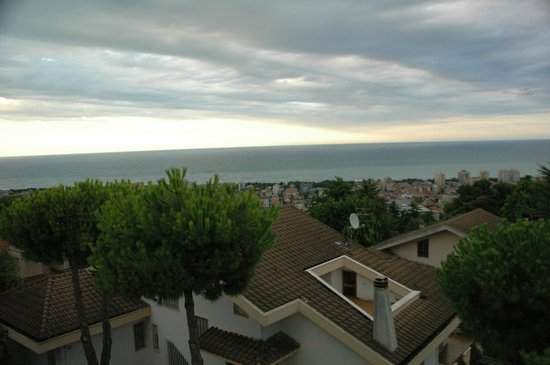 La Meridiana: Lovely view of the sea