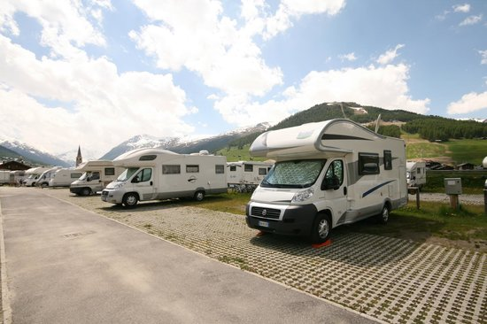 Camping Pemont: Estate
