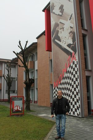 Hotel Maranello Village : favoloso