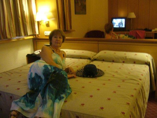 Silken Rona Dalba Hotel: в номере