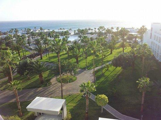 ClubHotel Riu Gran Canaria: Flott utsikt