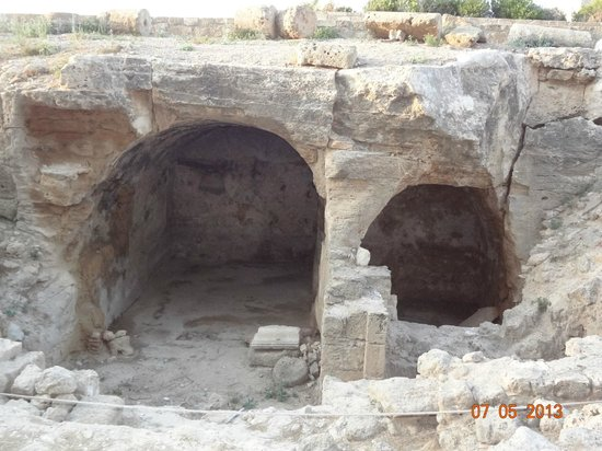 Tombe des rois : вход в гробницы