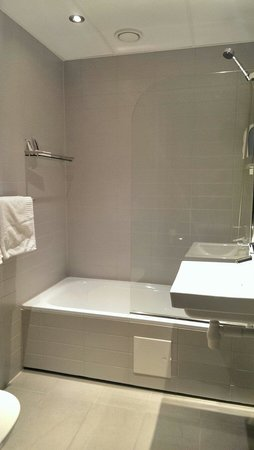 Svalbard Hotel: Bathroom