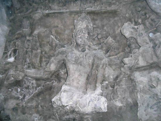 Elephanta Caves : indian god's