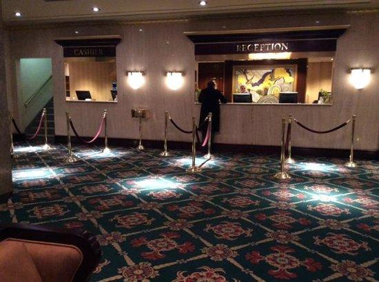 Wellington Hotel: Lobby