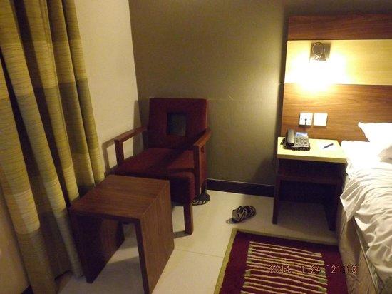 Citymax Sharjah : Задумчиво посидеть можно здесь :)