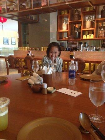 Sheraton Nha Trang Hotel and Spa: dim sum
