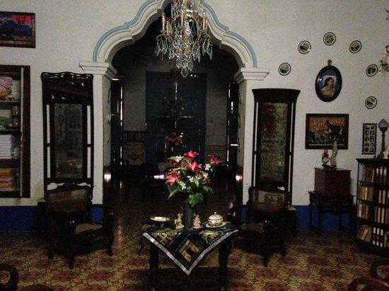 Hospedaje Yolanda - Yolanda Maria Alvarez: Living room