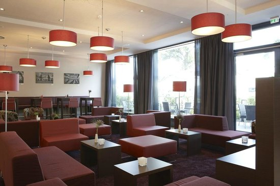 InterCityHotel Berlin-Brandenburg Airport: Lounge